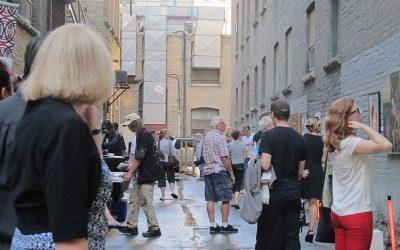 First Fridays Transforming Winnipeg's Art Scene