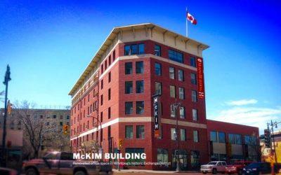 Introducing the McKim Building