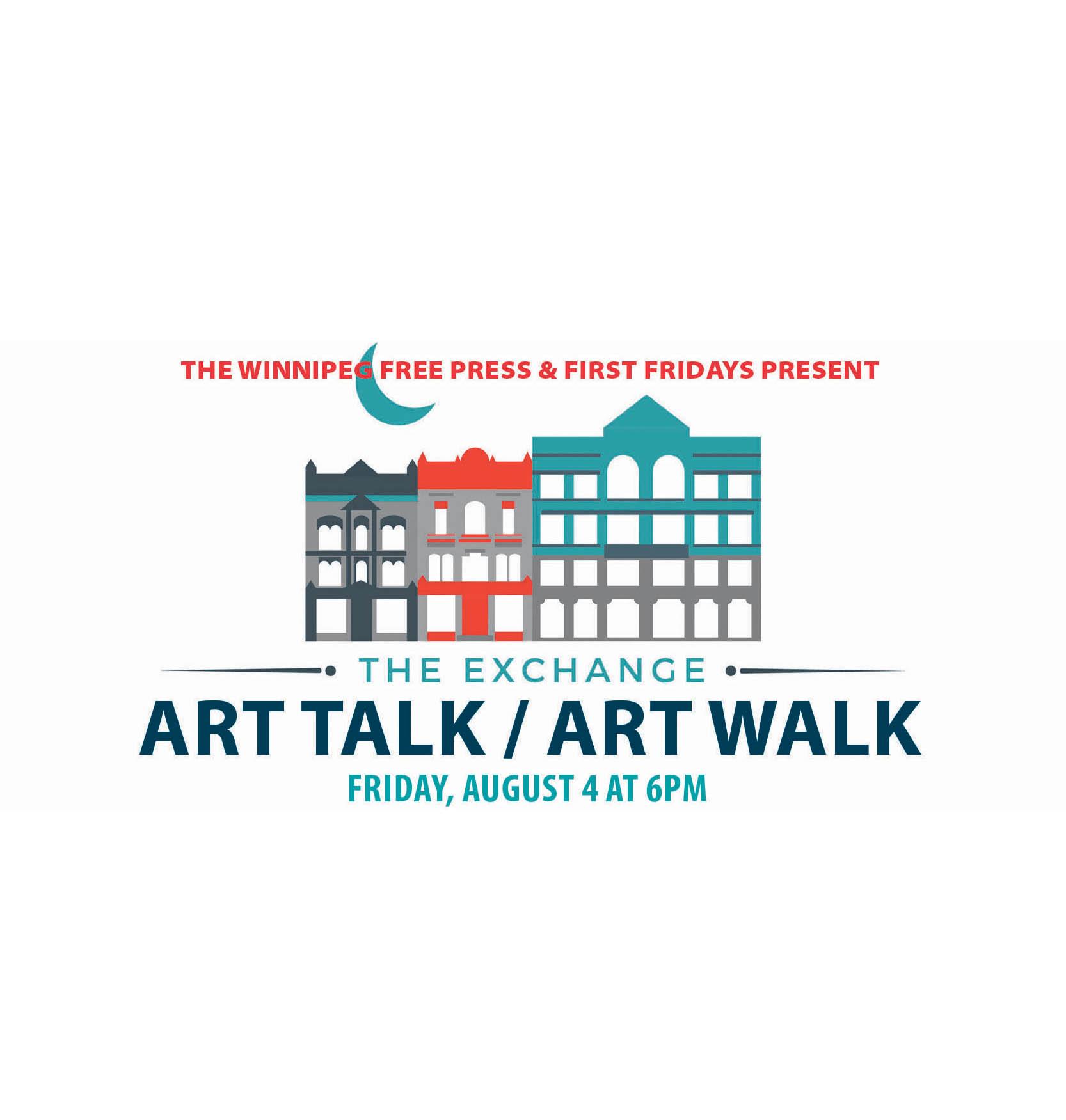 FB ART TALK ART WALK