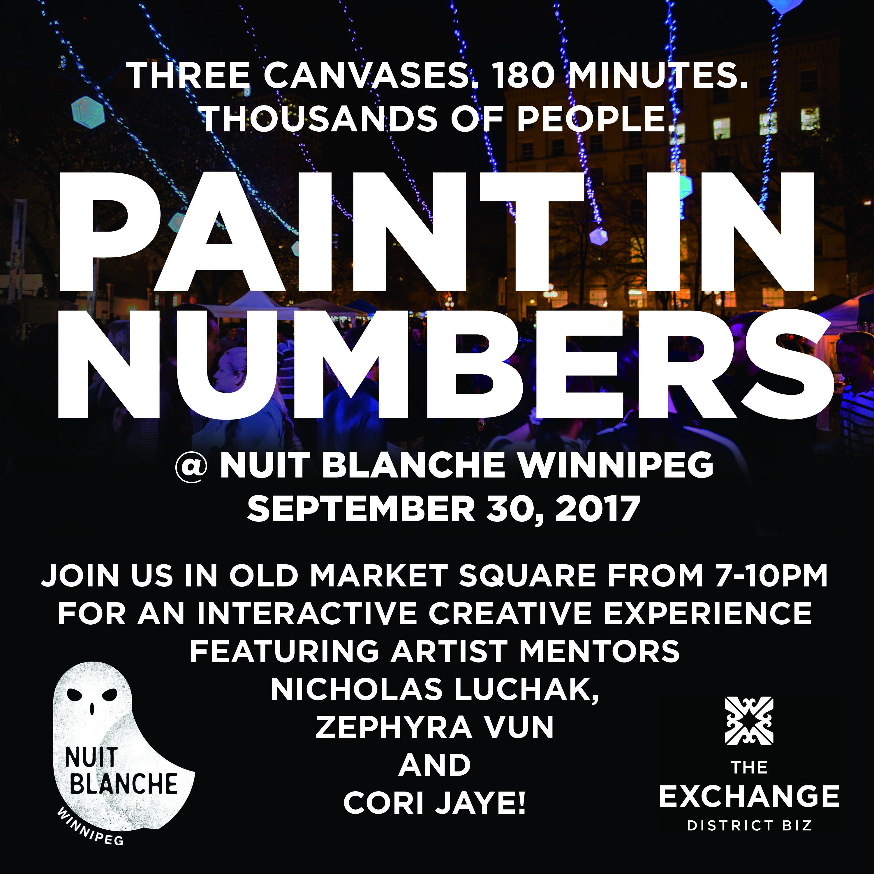 nuit blanche paint in numbers 2017 square FINAL