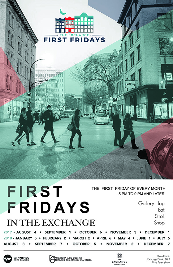 First Fridays in the Exchange72