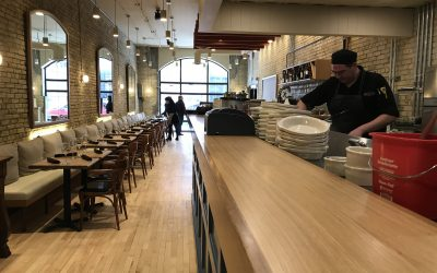 Kevin's Bistro Moves Into the Neighbourhood