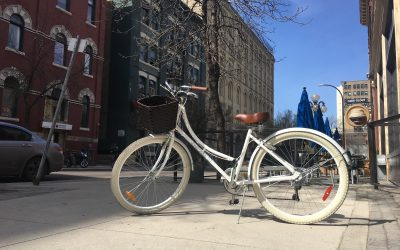 Active Transportation in the Exchange District