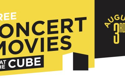 Concert Movies at the Cube