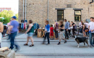 Alleyways Market (part of Alleyways in the Exchange)