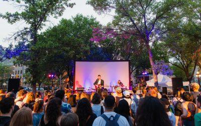 A look back at Concert Movies at the Cube – Talking Heads Stop Making Sense