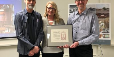 The 34th Annual Preservation Award Ceremony