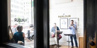 Jazz Fest: Jazz for Lunch @ Parlour Coffee