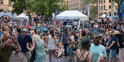 Jazz Fest: To the Max at Old Market Square