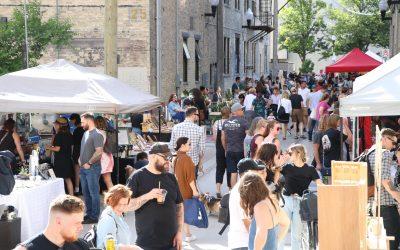 Alleyways Market in the Exchange – August 2, 2019