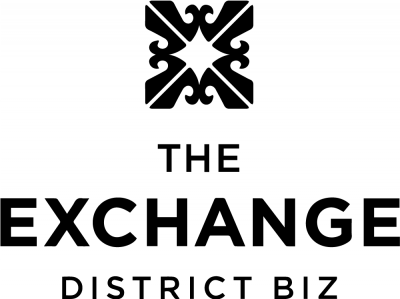 Exchange District Biz logo