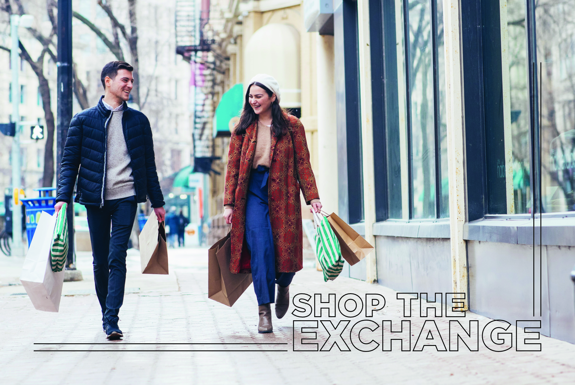 Shop the Exchange