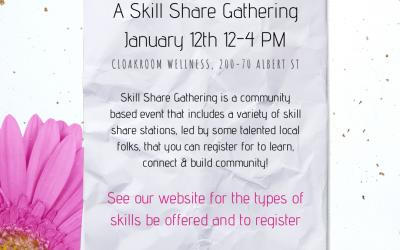 Skill Shares