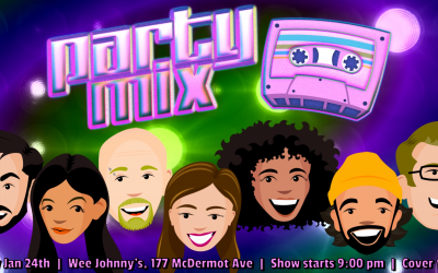 Party Mix! Stand-up Comedy Show