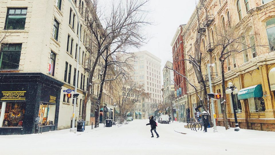 Winnipeg's Original Downtown