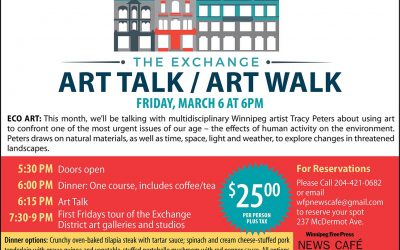 Art Talk/Art Walk: 'Eco Art'