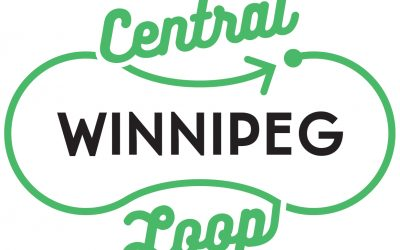Central Winnipeg Bike loop