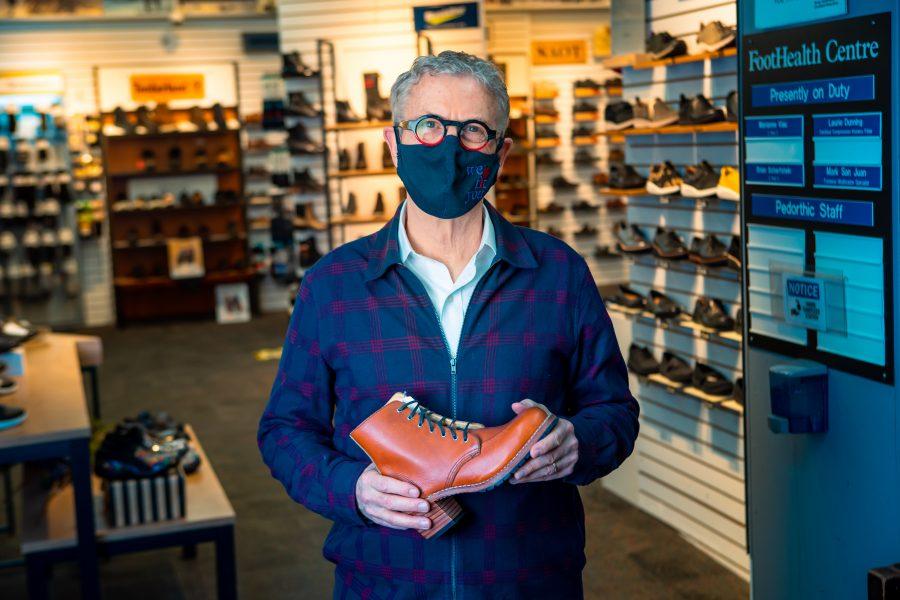 Brian Scharfstein, Canadian Footwear
