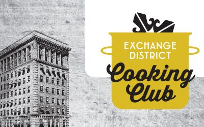 Introducing the Exchange District Cooking Club