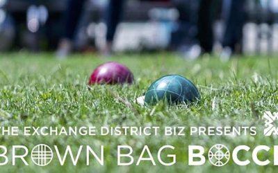 Brown Bag Bocce